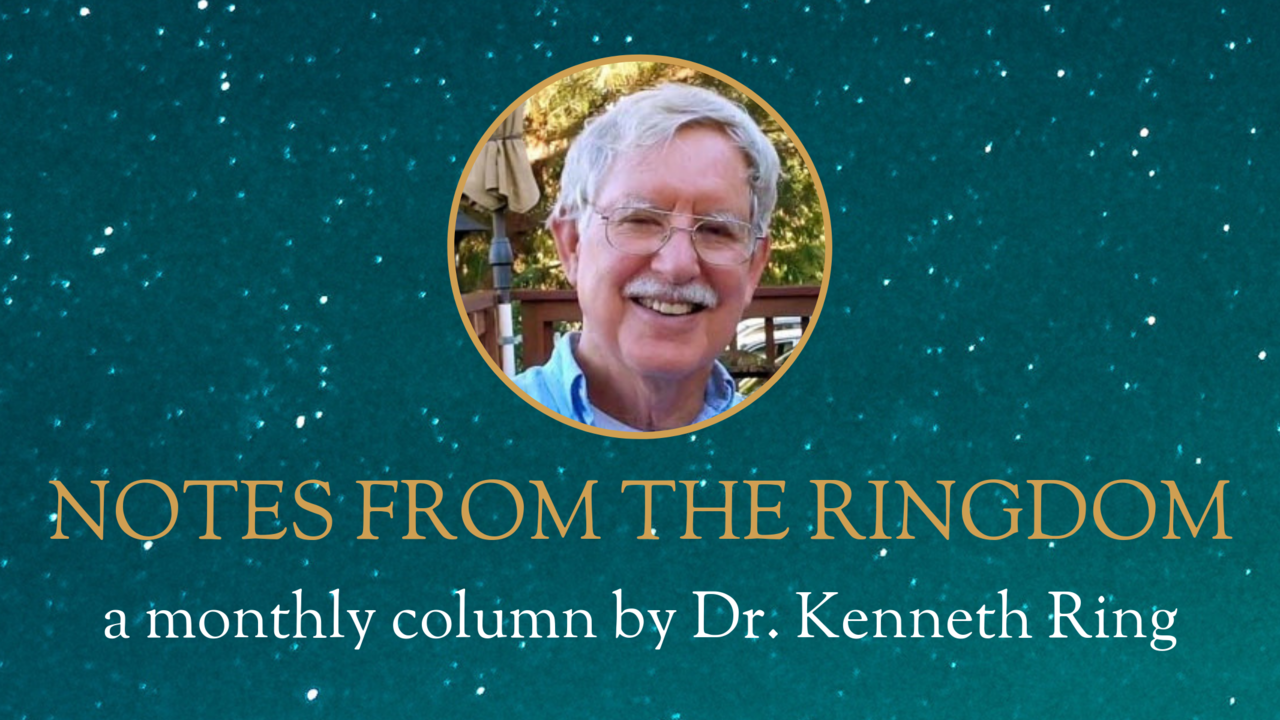 THE BODY IS A SOMETIMES THING by Dr. Kenneth Ring